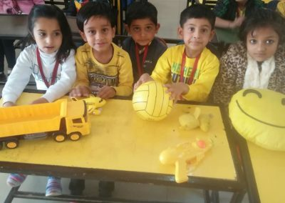Yellow Day Celebration La Sagesse