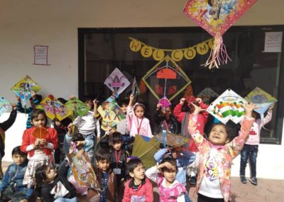 Makarsankranti at Montessori