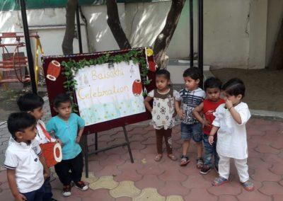 Vaisakhi Celebration  Montessori